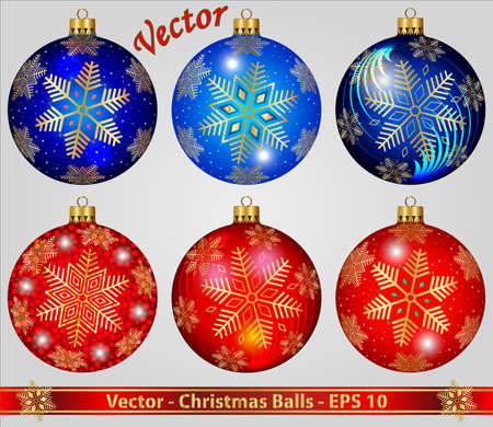 decorate: Christmas Balls