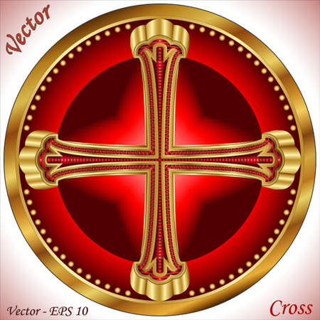 Cross  Stock Vector - 15081182