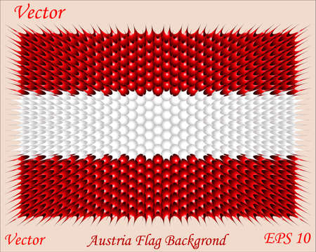 austria flag: Bandiera Austria Backgrond