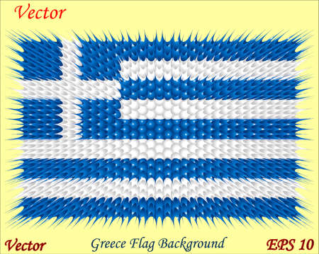 greece flag: Greece Flag Background