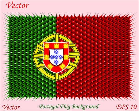 drapeau portugal: Fond de drapeau du Portugal