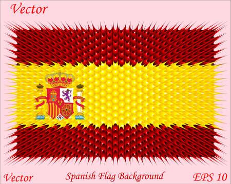 bandiera spagnola: Bandiera sfondo spagnolo