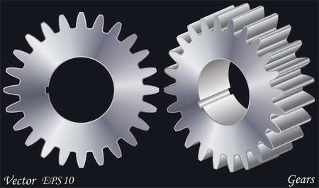 crucial: Spur Gear  Illustration