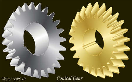 hardness: Conical Gears