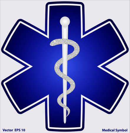 Medical Symbol Stock Photo - 17095619