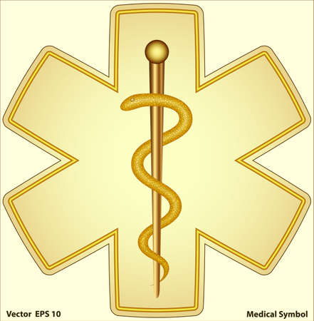Medical Symbol  Stock Photo - 17095621