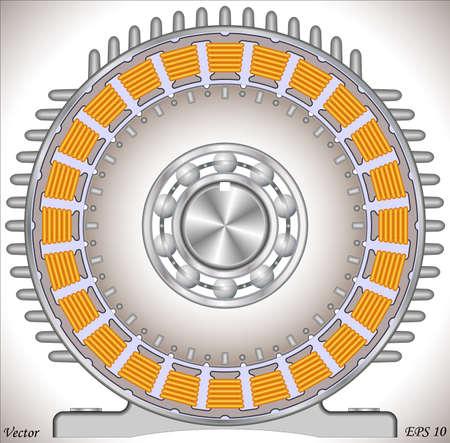 AC moteur à induction