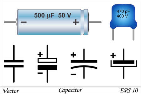 Capacitor Vector