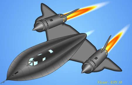 blackbird: Blackbird jet