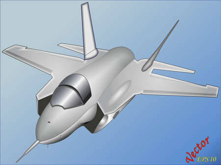 F-35 Lightning Stock Vector - 19832857