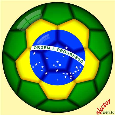 brazilian flag: Brazilian Flag