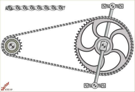 bike chain: Bike Chain