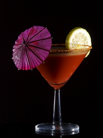 Bloody Mary Cocktail   photo