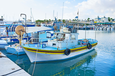 cypriot: The fishing village of Latchi is a fantastic way to enjoy rural Cypriot life away from the crowds.