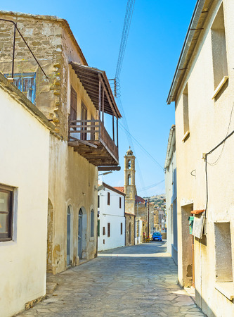 maroni: Maroni village is the beautiful peaceful place, located on the hilly landscape, not far from the sea, Cyprus.