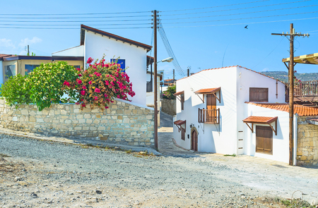 maroni: The small cozy village in a few minutes from the sea is the best choice for relax, Maroni, Cyprus.