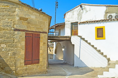 maroni: The beautiful Cypriot village is full of cozy medieval houses, Maroni.