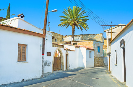 cypriot: The village with many medieval houses is the best place to relax in Cypriot mountains, Psematismenos.