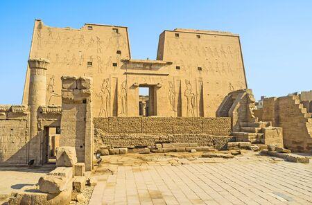 horus: El templo de Horus