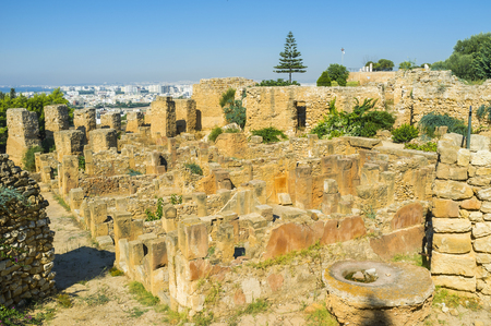 best way: The best way o feel the ancient spirit in Tunisia is to visit Carthage.