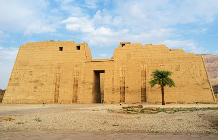 eligion: The Theban Necropolis is famous for numerous mortuary temples and tombs of the ancient Egyptian Pharaohs, Luxor.
