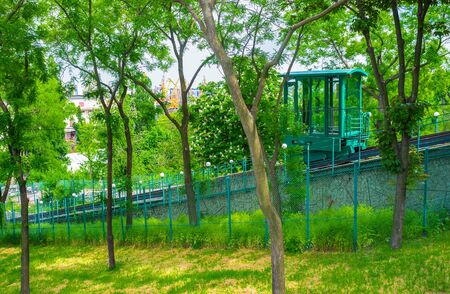 best way: The best way to come down from the city center to its port is to go on funicular in Odessa.