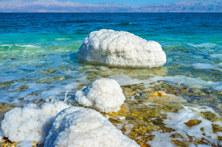 The Dead Sea was one of the world's first health resorts, famous for its balneological properties, Ein Gedi, Israel.