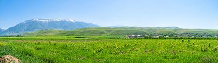 The Qashqadaryo Region of Uzbekistan boasts beautiful nature and amazing views on Gissar range of Pamir-Alay mountains.