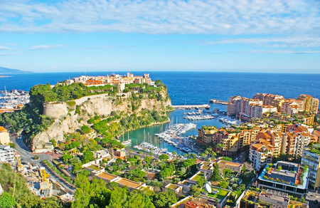 Monaco is the pearl of Cote dAzur, it boasts scenic coastline, preserved old town on the Rock, two ports, famous Casino in Monte Carlo and other landmarks.