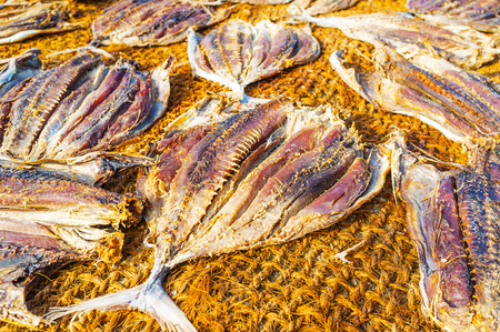 The number one in coastal cuisine of Sri Lanka is the dried fish, the basis of many dishes and sauces, Negombo.