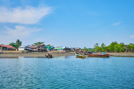 Bengal Village Stock Photos And Images - 123RF