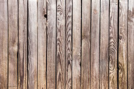 Light Brown wood plank wall texture background photo