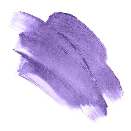 Beautiful textured purple melallic strokes