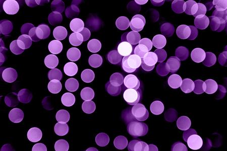Fond étincelant fait de lumières Ultra Violet