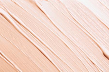 Background made of liquid foundation Standard-Bild