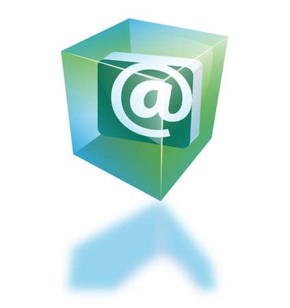 mail Ilustração