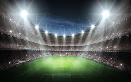 in ground: stadio