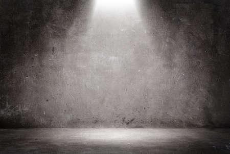 cemento: La pared de fondo Foto de archivo