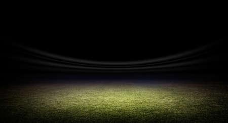 Stadium grass Stockfoto