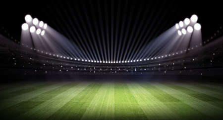 grass: stadium