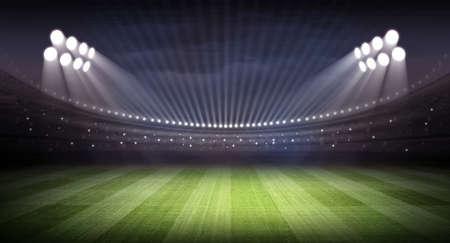 Estadio Foto de archivo - 34947854