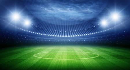 Stadium Stockfoto