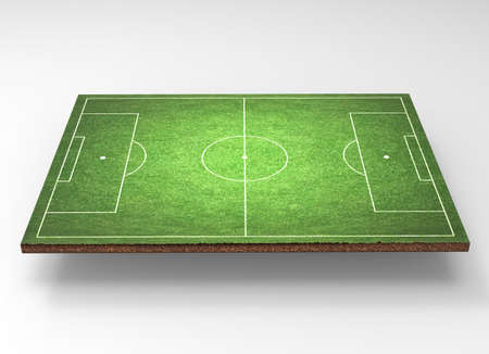 football field: soccer field