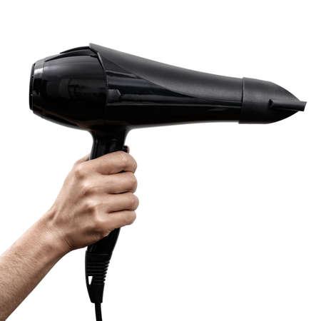 dryer: hair dryer Stock Photo