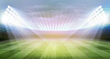 goal post: Stadium concept