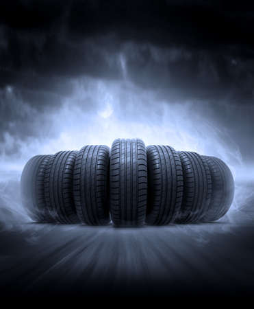 pneumatic tyres: vehicle tires
