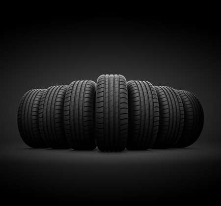 car tire: vehicle tires