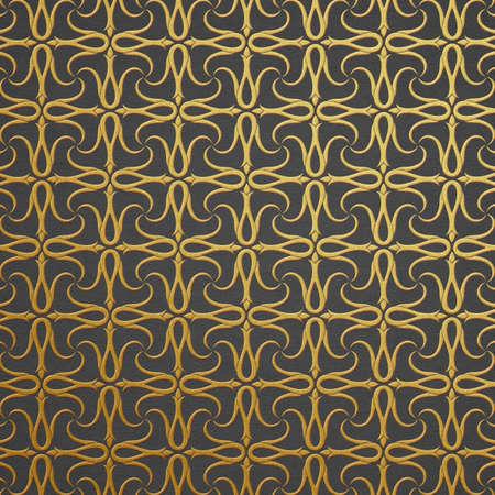 ottoman: tulips ottoman motif