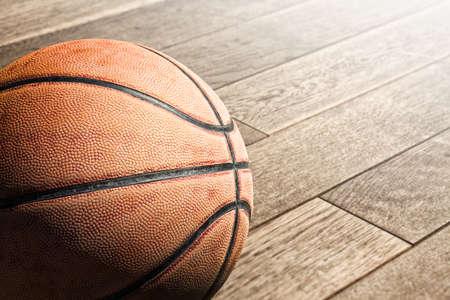 Basketbal Stockfoto