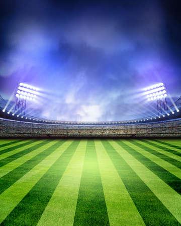 Stadium Archivio Fotografico